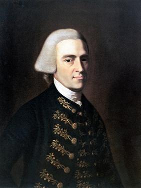 John Hancock (1737-1793) by John Singleton Copley