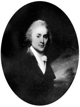 John Quincy Adams, the Sixth President of the United States by John Singleton Copley