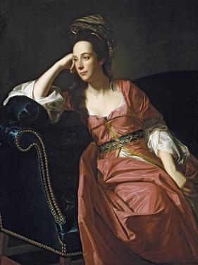 Mrs. Thomas Gage, 1771 by John Singleton Copley