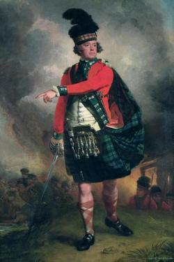 Portrait of Hugh Montgomerie, 12th Earl of Eglinton (1739-1819) C.1780 by John Singleton Copley