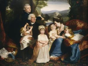 The Copley Family, 1776/77 by John Singleton Copley