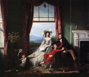The Stillwell Family, 1786 by John Singleton Copley