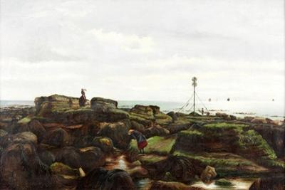 Beacon Rocks, Roker, Sunderland, 1885