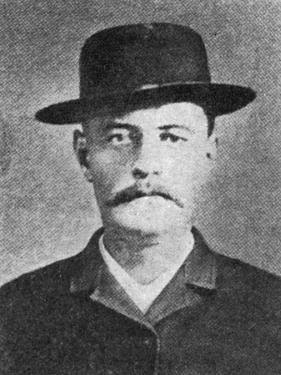 John Sontag, American Train Robber