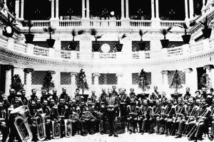 John Sousa and United States Marine Corps Band