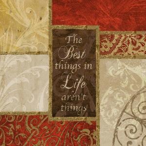 Best Things by John Spaeth