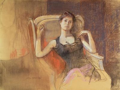 Gillian, 1993 by John Stanton Ward