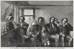 Scottish Presbyterians in a Country Parish Church, the Sermon by John Stirling