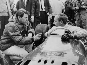 John Surtees in His Ferrari, C1963-C1966