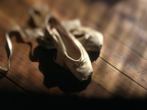Ballet Shoes by John T. Wong
