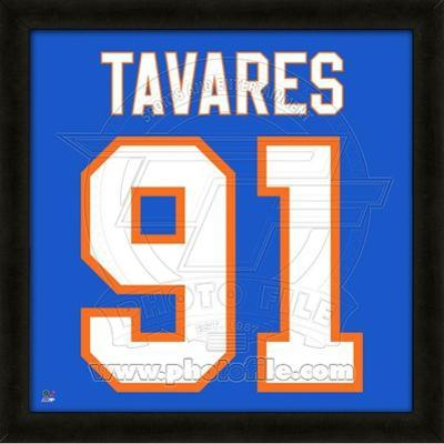 John Tavares, Islanders photographic representation of the player's jersey