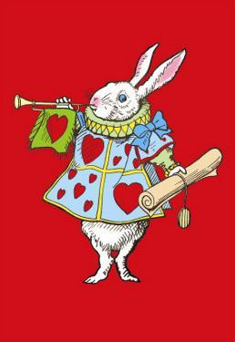 Alice in Wonderland: Horn and Hearts by John Tenniel