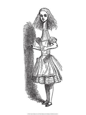 Alice in Wonderland by John Tenniel