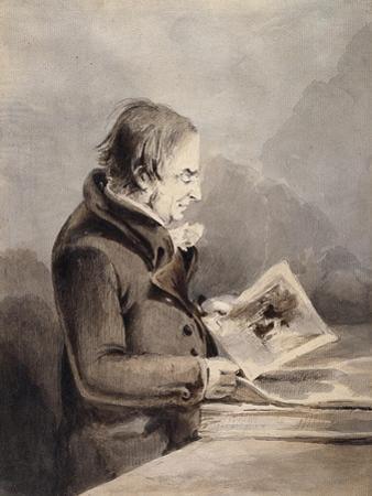 J.M.W. Turner in the British Museum