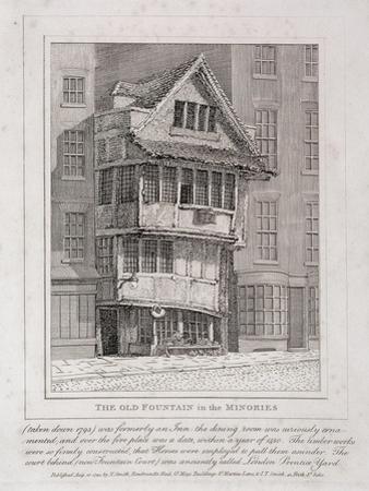 Minories, London, 1798