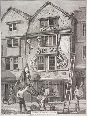 Moorfields, London, 1814