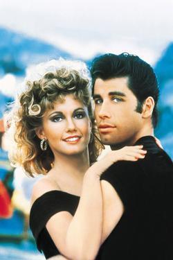 John Travolta, Olivia Newton-John, Grease, 1978