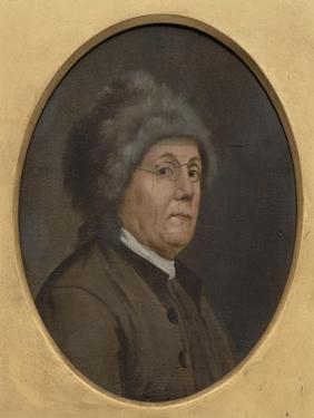Benjamin Franklin, 1778 by John Trumbull