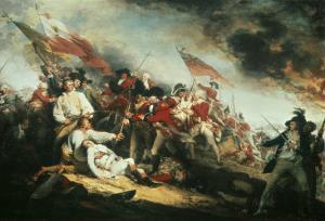 Death of General Warren by John Trumbull