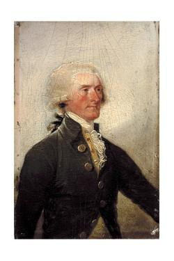 Thomas Jefferson by John Trumbull