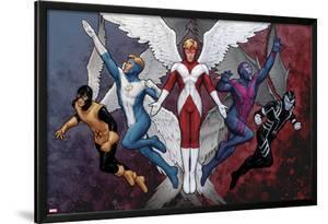 X-Men Evolutions No.1: Archangel by John Tyler Christopher