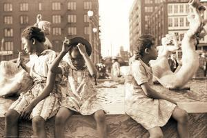 Hot Summer in the City by John Vachon