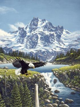 Eagle Mountain by John Van Straalen