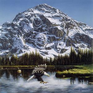 Purple Mountain Majesty by John Van Straalen