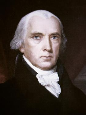 James Madison by John Vanderlyn