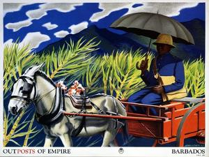 Outposts of Empire, Barbados by John Vickery