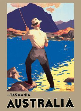 Tasmania Australia by John Vickery