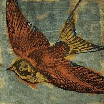 Bird Collage No. 1 by John W. Golden