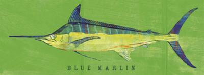 Blue Marlin by John W. Golden