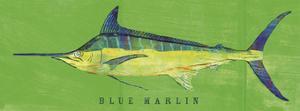 Blue Marlin by John W. Golden