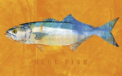 Bluefish by John W. Golden