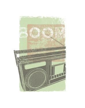 Boom by John W. Golden