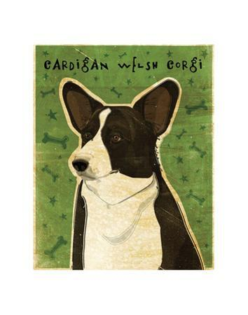 Cardigan Welsh Corgi by John W. Golden