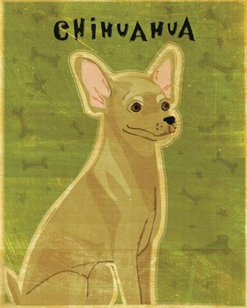 Chihuahua (tan) by John W. Golden