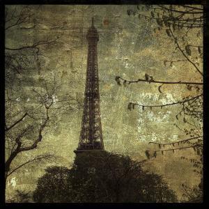 Eiffel Tower by John W. Golden
