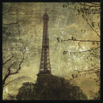 Eiffel Tower by John W. Golden