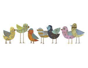 Flock No. 1 by John W. Golden