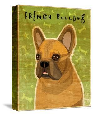 French Bulldog (Fawn) by John W. Golden