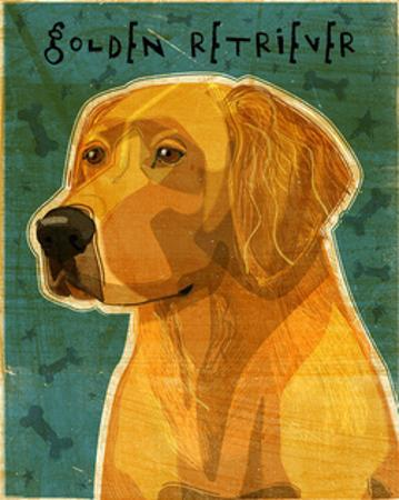Golden Retriever (NEW) by John W. Golden