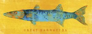 Great Barracuda by John W. Golden
