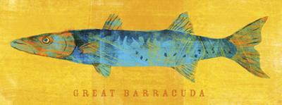 Great Barracuda by John W. Golden