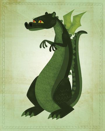 Green Dragon by John W. Golden