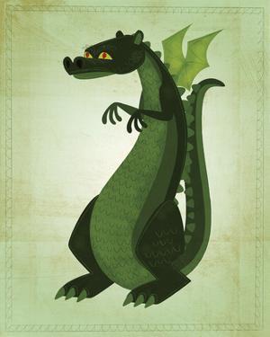 Green Dragon by John W. Golden