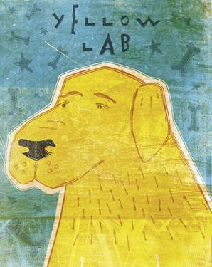 Lab (yellow) by John W. Golden
