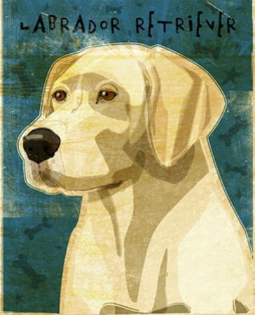 Labrador Retriever (NEW) by John W. Golden