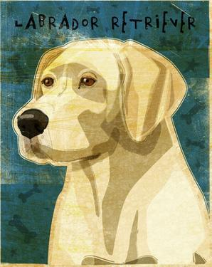 Labrador Retriever (NEW) by John W. Golden